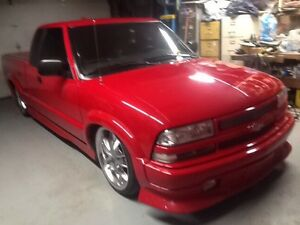 2002 Chevy s-10 xtreme 65,500km!! Supercharged