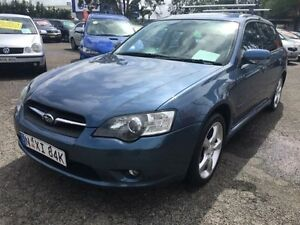 2006 Subaru Liberty MY07 2.5I Blue 5 Speed Manual Wagon Lansvale Liverpool Area Preview