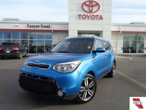 2015 Kia Soul 2.0 SX LEATHER INTERIOR BLUETOOTH