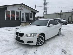 2011 BMW 335i xDrive|M PACKAGE|RED INTERIOR|NAV|NO ACCIDENTS