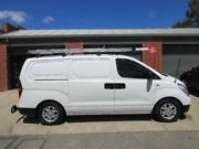 2012 Hyundai iLOAD TQ MY13 White 6 Speed Manual Van Gilles Plains Port Adelaide Area Preview