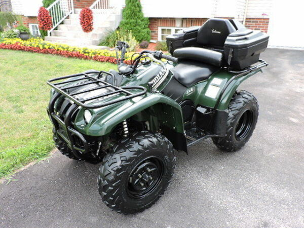 yamaha kodiak 400 special edition for sale canada
