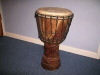Medium Djembe - Wood