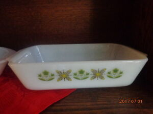 Vintage FIRE-KING Anchor Hocking Loaf Pan