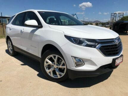 2018 Holden Equinox EQ MY18 LT FWD Summit White 9 Speed Sports Automatic Wagon Garbutt Townsville City Preview