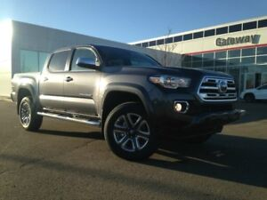 2019 Toyota Tacoma Limited 4x4 Double Cab 127.4 in. WB