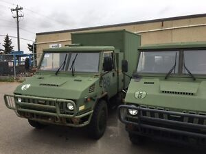 1993 WESTERN STAR LSVW IVECO CANADIAN MILITARY TRUCK COMMAND