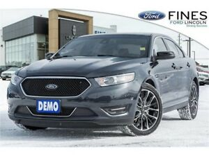 2017 Ford Taurus SHO - DEMO, AWD, LEATHER SUNROOF!