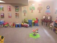 Full or Pt time spot in loving Bilingual Home Daycare South End
