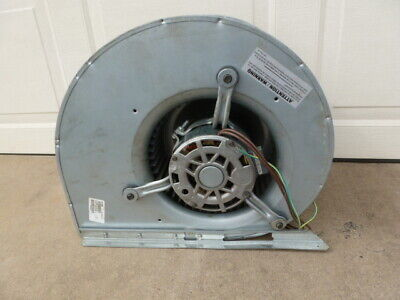 Works Air Handler Squirrel Cage Blower Fan Assembly Hp 230 Volt Motor Heat Ac