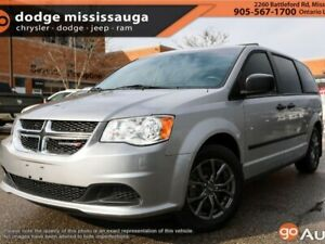2016 Dodge Grand Caravan LOADED+ALLOYS+REAR STOW & GO+MUST SEE!!