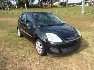 2007 Ford Fiesta Hatchback Clontarf Redcliffe Area Preview