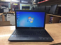 Acer TravelMate 5744 Core i3 2.53GHz 4GB RAM 250GB HDD Webcam Win 7 Laptop
