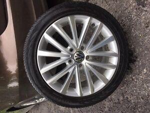 Volkswagen Factory Wheels