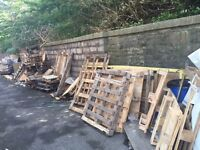 Pallets, Fire Wood, Wood, Fencing