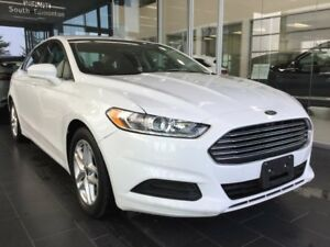 2014 Ford Fusion SE, A/C, ONE OWNER