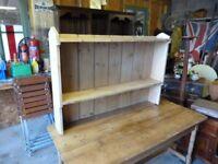 Old Pine Dresser Top