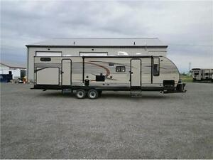 2017 FOREST RIVER CHEROKEE 294 BH LIMITED! 2 SLIDES! $30995!!
