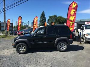 JEEP LIBERTY 4X4 PAS DE ROUILLE