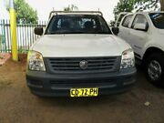 2004 Holden Rodeo RA DX 4x2 White 5 Speed Manual Cab Chassis Minchinbury Blacktown Area Preview