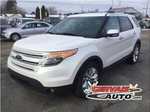 Ford Explorer Limited AWD Navigation Cuir Toit Ouvrant MAGS 2013