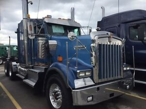2012 Kenworth W900L heavy spec with ISX 600 hp.