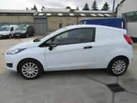 Ford Fiesta DIESEL 1.5 TDCI VAN EURO 5 AIR CON DIESEL MANUAL WHITE (2014)