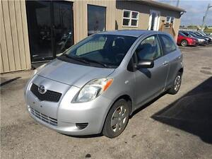 2007 Toyota Yaris CE***HATCHBACK***GREAT ON GAS ***1.5 L**** London Ontario image 4