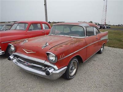 1957 Chevrolet Bel Air 150 210    1957 Chevrolet Bel Air  42227 Miles Red  350 Automatic