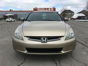 2005 Honda Accord LX V6-WOW 150000 CERTIFIED-WOW INSPECTED