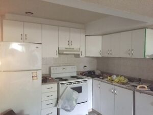 Renovated Lower 2 lvls of 5 lvl home vacant (Dixie/North Park)