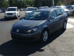 2010 Volkswagen Golf Wagon With just 84000 Km's