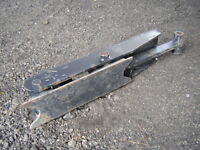 60 SIZE EXCAVATOR MECHANICAL THUMB UN-USED