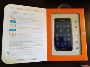 Samsung smart phone $139 Unlocked works for all carriers