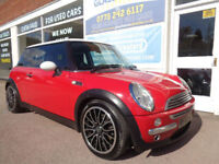 Mini Mini 1.6 Cooper £1415 added extras Cheap p/x to clear
