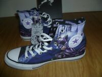 Converse Catwoman Hi-Tops, brand new in box, size 7