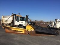 2003 International 7400 Tandem Dump/ Plow/ Sander Truck