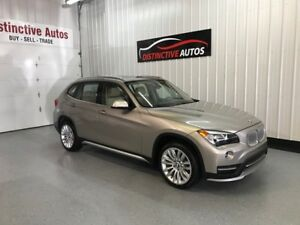 2015 BMW X1 xDrive28i AWD/LEATHER/PANORAMIC ROOF/PUSH START