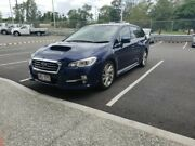 2016 Subaru Levorg V1 MY17 2.0 GT CVT AWD Blue 8 Speed Constant Variable Wagon Hillcrest Logan Area Preview