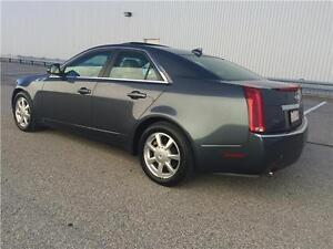 2009 Cadillac CTS -4 Premium  AWD With Sky View Pkg.
