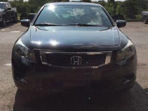 2008 Honda Accord EX-L Sedan Dealer Maintened Fully Loaded
