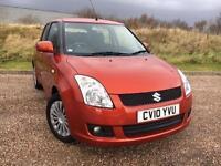 Suzuki Swift 1.3 SZ3 2010 *LOW MILES, CLEAN CAR, NEW MOT AND SERVICE*