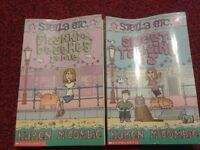 Stella etc by Karen McCombie - 2 books - Used books but in good condition