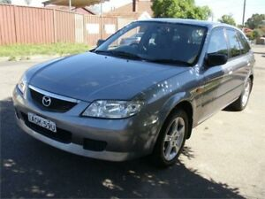 2003 Mazda 323 Astina 5 Speed Manual Hatchback