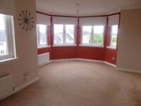 New build 2 bed spacious flat in Miners Walk Dalkeith.