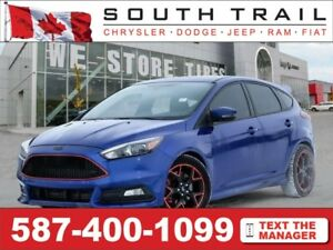 2015 Ford Focus ST CALL TAYLOR 2 587-400-0720