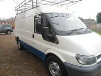 2003 Ford Transit 2.4 TDDI for parts, good engine gearbox and turbo.
