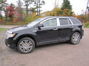 2008 Ford Edge Limited  Edition Chrome