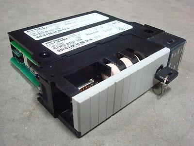 Used Allen Bradley 1756-l55a Controllogix Logix 5555 Processor W 1756-m24a