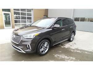 2017 Hyundai Santa Fe XL Limited MANAGER'S DEMO ONLY $41288.00